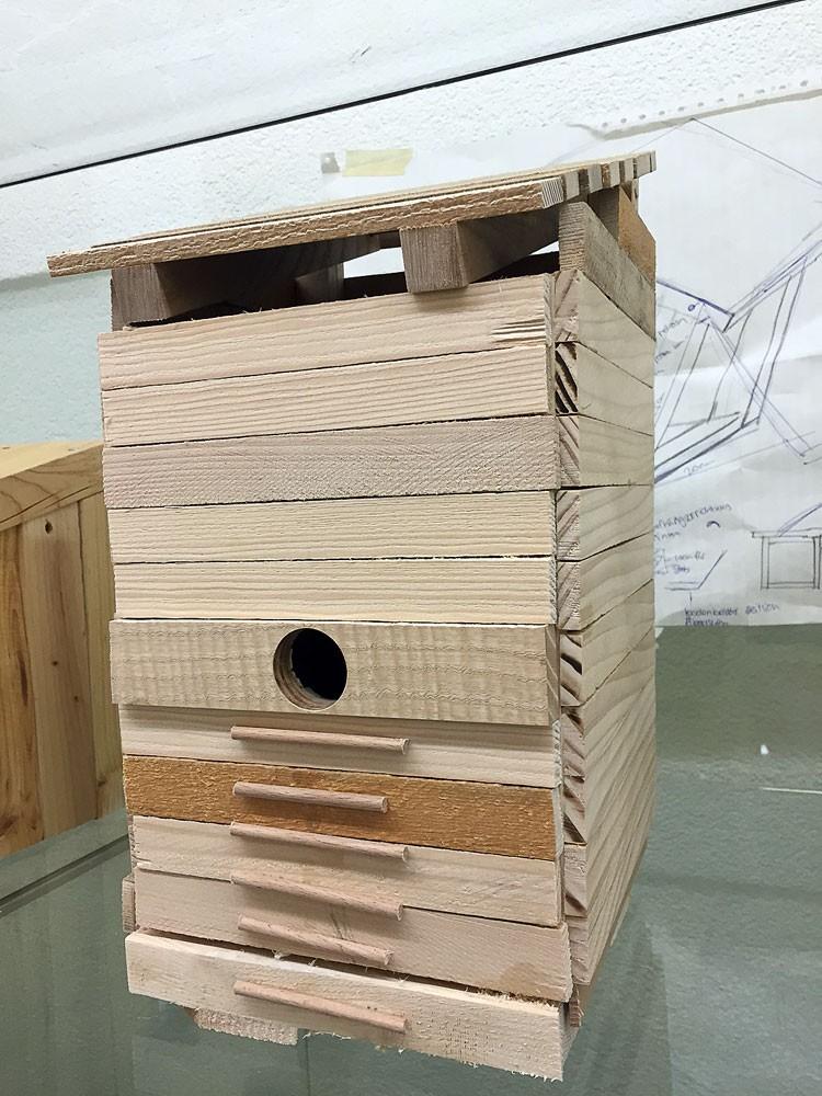 vogelhaus 1g pbgestalter schule. Black Bedroom Furniture Sets. Home Design Ideas